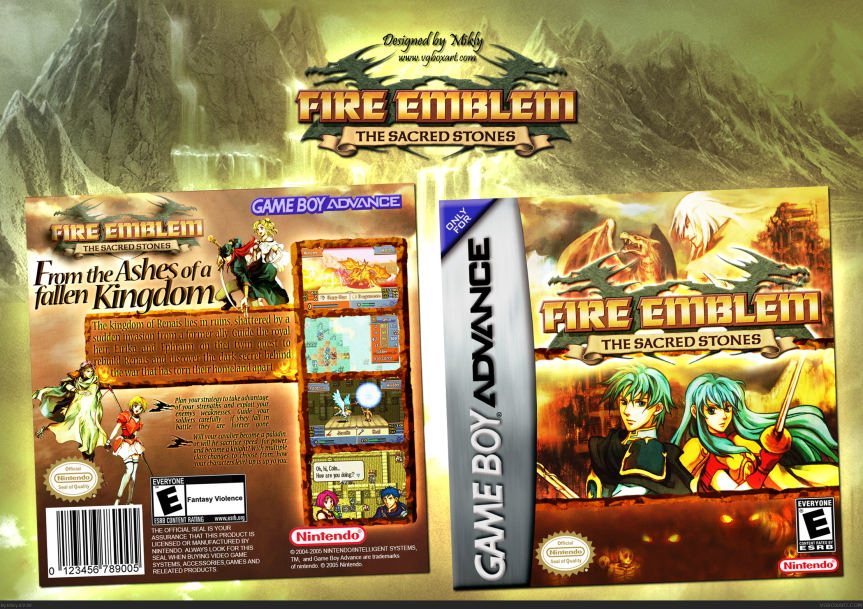 Image result for Fire Emblem Sacred Stones