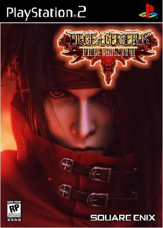 Dirge Of Cerberus Final Fantasy VII PlayStation 2 Box Art Cover By Carrcrash
