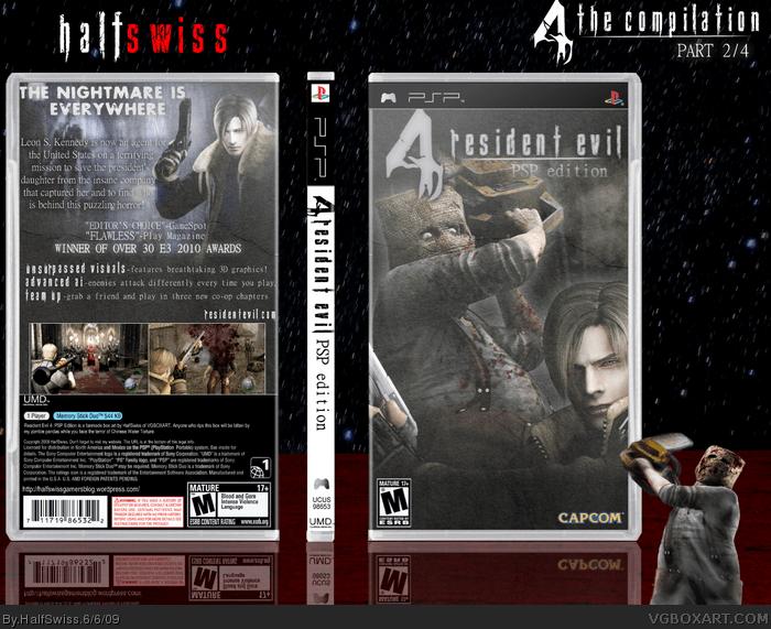 Download Resident Evil Games Psp – neucagasu