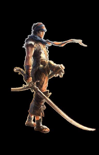 Prince Of Persia Render