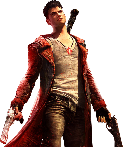 Devil May Cry Render