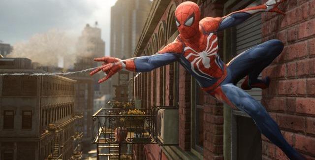 E3 2017 * Spider-Man ganha novos detalhes pela Insomniac Games