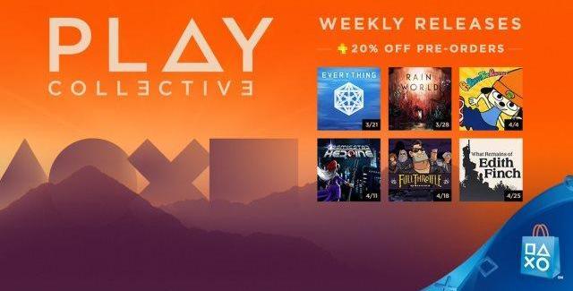 """Sony anuncia selo """"PLAY Collective"""""""