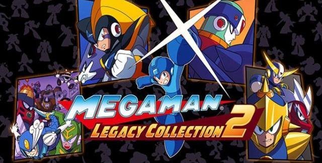 Mega Man Legacy Collection 2 – Análise
