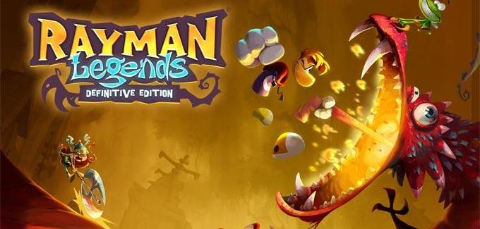 Rayman Legends Definitive Edition – Análise