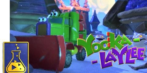 Yooka-Laylee Gamescom Trailer