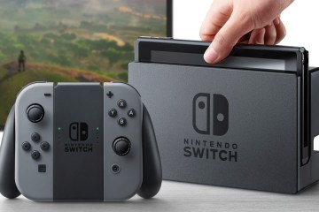 Nintendo Switch system update 4.0.0