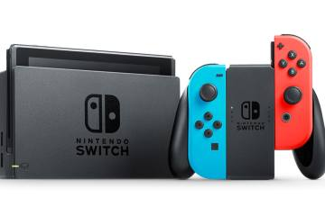 Nintendo Switch Won 2017