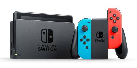 Switch Sold Most Units in the United States