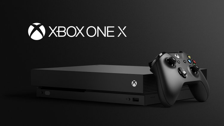 xbox one x is domed