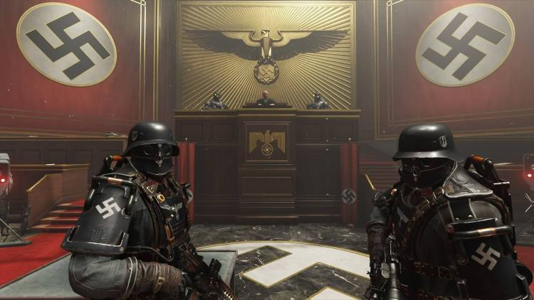 Wolfenstein II Review