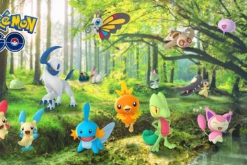 Hoenn Pokemon Coming to Pokemon Go