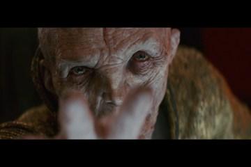 Snoke is darker than emperor palpatine