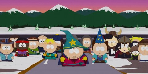 South Park The Stick of Truth Coming to PlayStation 4