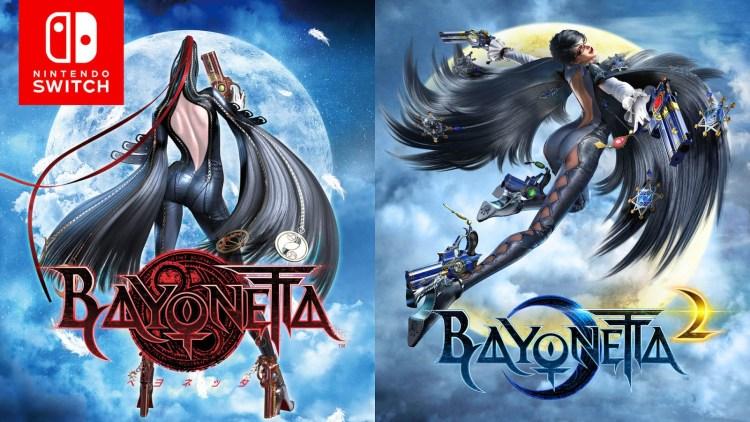 Bayonetta 2 Free Giveaway
