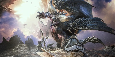Monster Hunter World Broke 2 Million in Sales at Launch in Japan