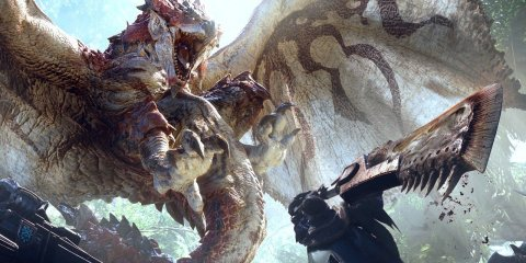 Monster Hunter World Tops PS4 Sales Chart