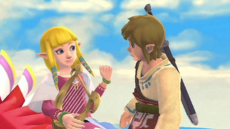 Skyward Sword is Better Than Breath of the Wild