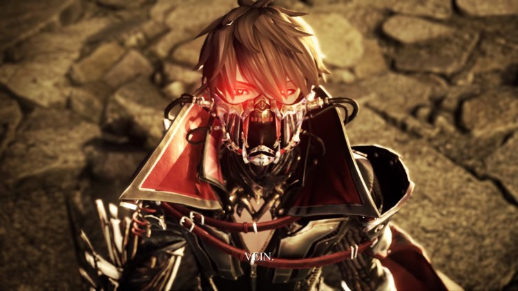 Code Vein Hit With a Delay