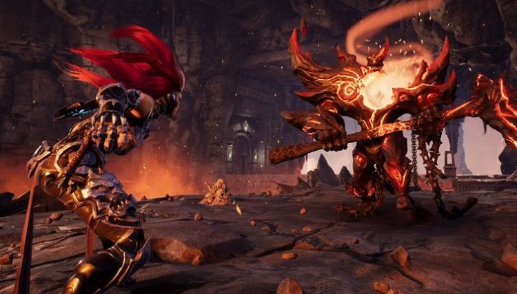 Darksiders 3 Gets a Release Date