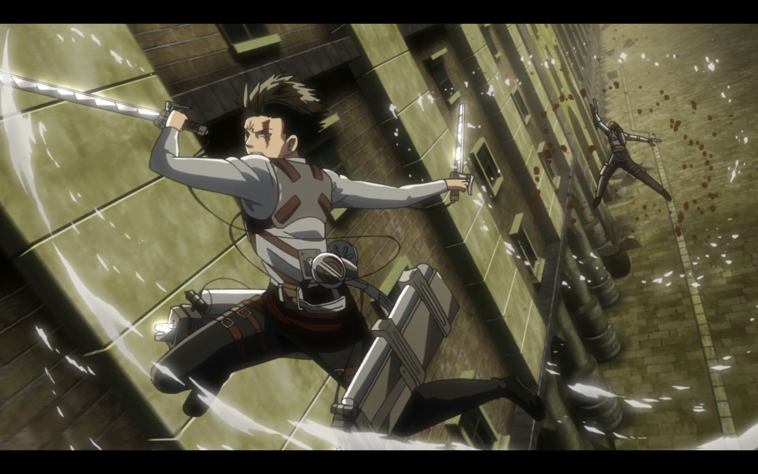 Attack on Titan Season 3 Episode 2 Review - Perfection - VGCultureHQ