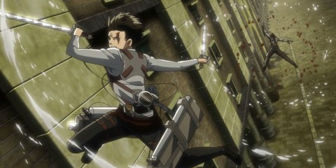Attack on Titan Season 3 Episode 2 Review