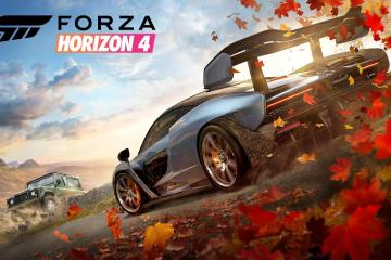 Forza Horizon 4 Preview