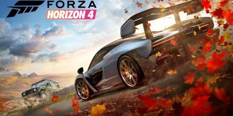 Forza Horizon 4 Preview