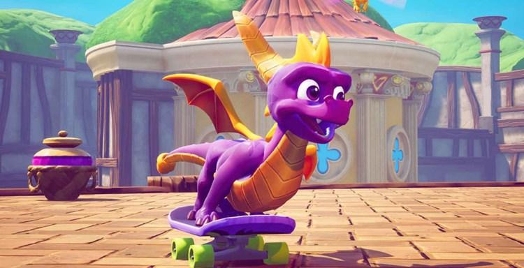 Spyro Reignited Trilogy Delayed