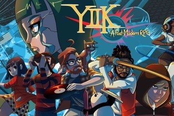 YIIK A Postmodern RPG Review