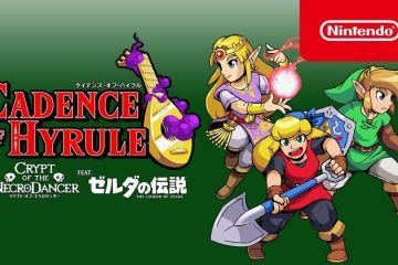 Zelda Cadence of Hyrule