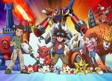 Llega Digimon Fusion a nuestro continente.