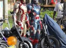 Vean la nueva armadura de Iron Man, la Mark 47