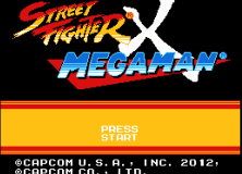 [Review] Street Fighter x Mega Man