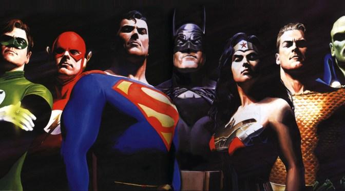 [Rumor] Alineación de la película de 'La Liga de la Justicia'
