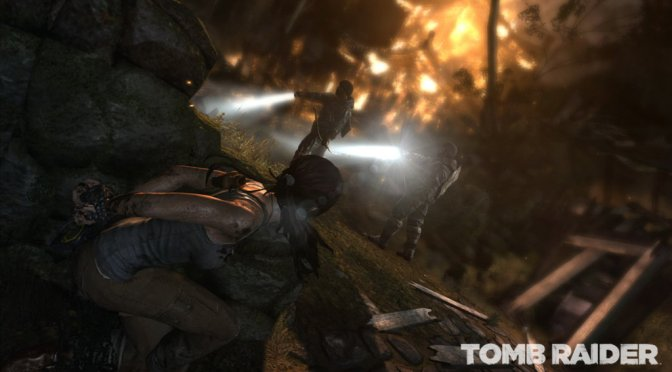 Demos la bienvenida a Tomb Raider