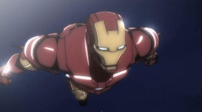 Iron Man: Rise of Technovore nuevo trailer