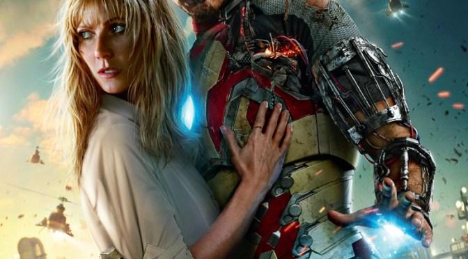 Tony Stark y Pepper Potts en nuevo póster de 'Iron Man 3'