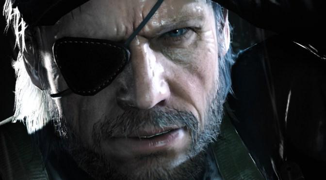 Kojima juega con nuestra mente otra vez, con el tema de Metal Gear Solid V