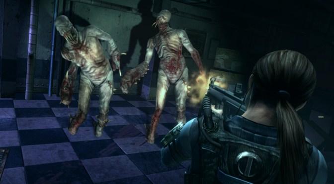 Rachel se integra al Raid Mode en Resident Evil Revelations.