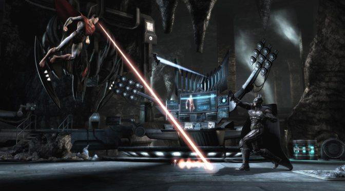 [Injustice] Green Arrow vs HawkGirl y Superman vs Siniestro
