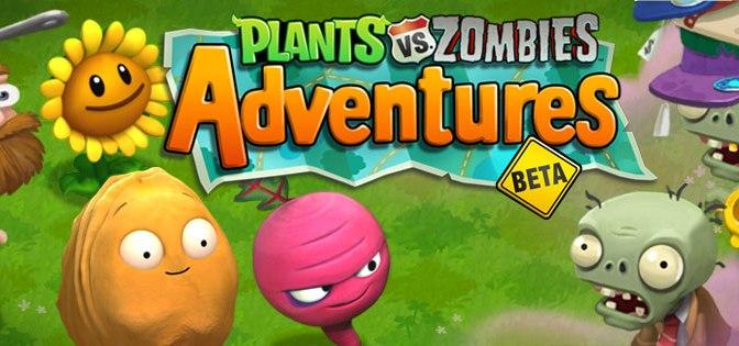 Plantas vs Zombies 2: Garden Warefare y Plantas vs Zombies: Adventures