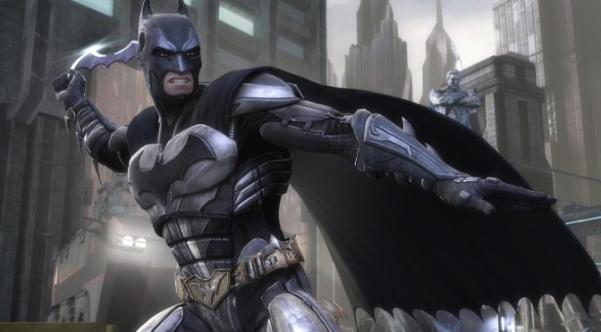 [Preview] Injustice: Gods Among Us