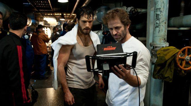 [Rumor] Zack Snyder podría dirigir 'Justice League', dependerá de 'El Hombre de Acero'