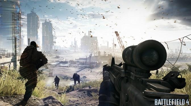 [Galería] Imágenes que nos presumen Battlefield 4