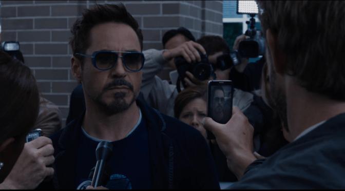 Tony Stark y su amenaza al Mandarín en el primer clip de 'Iron Man 3'