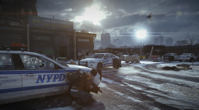 Te dejamos el avance de presentación y el avance con gameplay de Tom Clancy's The Division