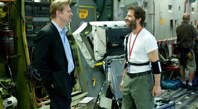 """La secuela de """"El Hombre de Acero"""" en preparación con Snyder y Goyer"""