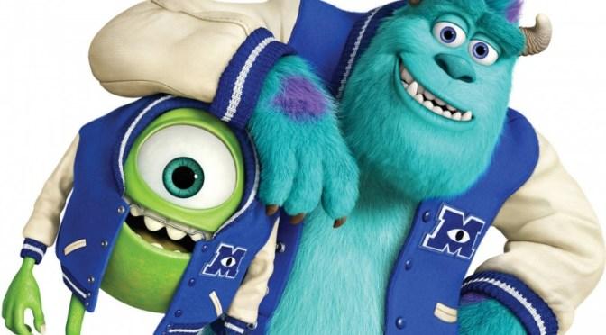 Reseña de Monsters University