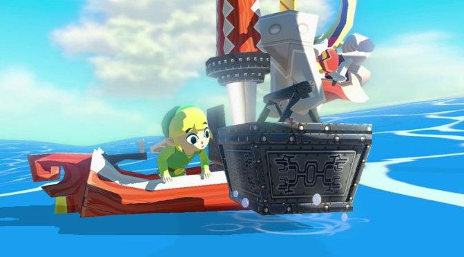 Más imágenes y video de presentación de The Legend of Zelda: The Windwaker HD